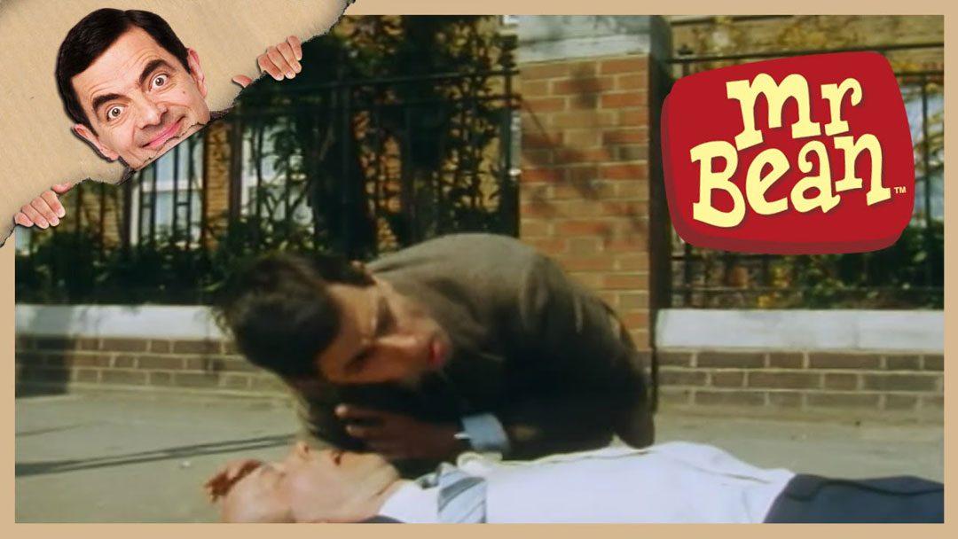 Reanimatie door Mr. Bean