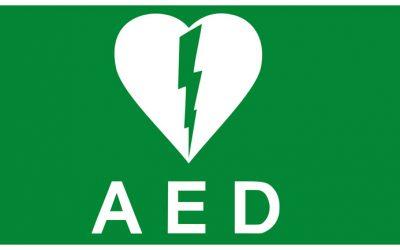 Snel een AED vinden