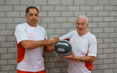 Marc sponsor basketballen
