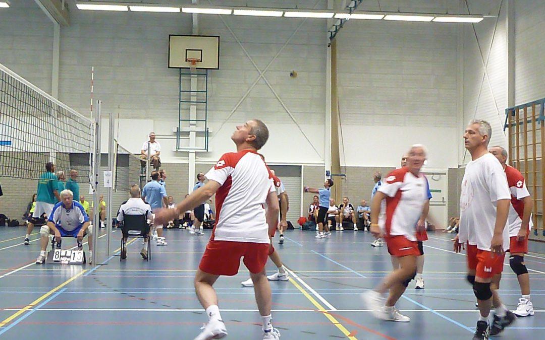 Roel Botter volleybaltoernooi