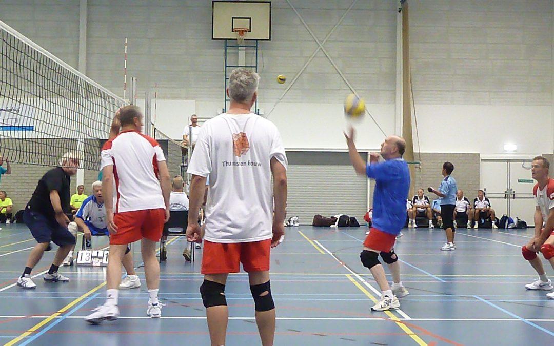 Roel Botter volleybaltoernooi.