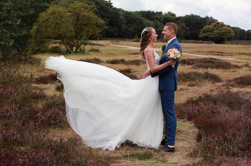 Saskia getrouwd